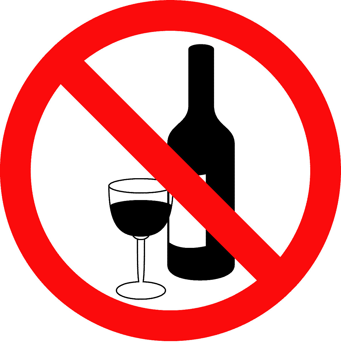 alcoholic beverage should be illegal for Licensees should caution patrons using wine doggy bags that the wine should be placed in the trunk of the patron's car while in transit because motor vehicle law prohibits the consumption of alcoholic beverage in a car and the presence of a container with its original seal broken in a motor vehicle (buses, taxi cabs and limousines are.