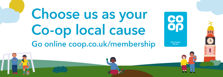 Choose Bay Hospitals Charity as your Coop local cause