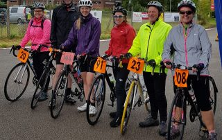 Raise money for Bay Hospitals Charity in the Tour de Furness