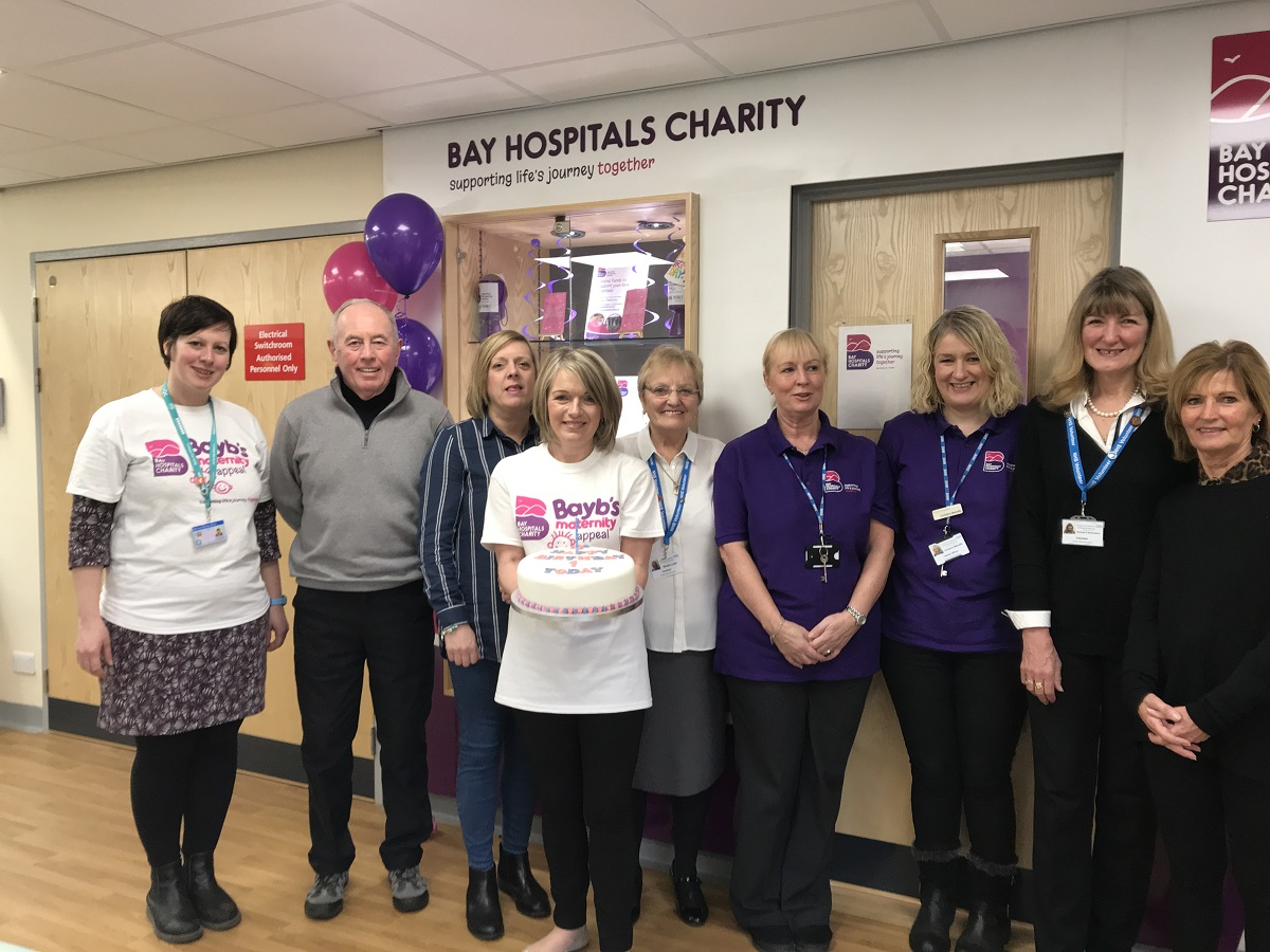 Celebrating the 1st anniversary of our Barrow Charity Office