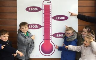 St Columba's School are supporting the Bayb's Maternity Appeal