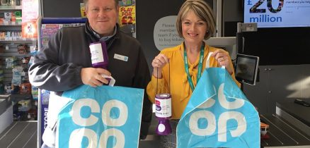 Coop Local Community Fund supports Bay Hospitals Charity